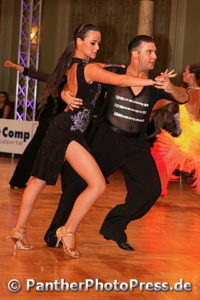 danceComp 2016 - WDSF Rising Star Latin